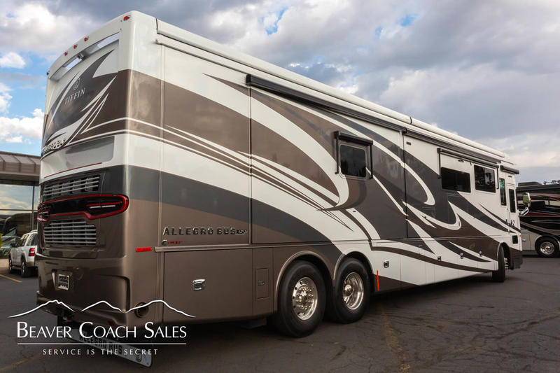 2020 Tiffin Motorhomes ALLEGRO BUS 45OPP | Beaver Coach Sales