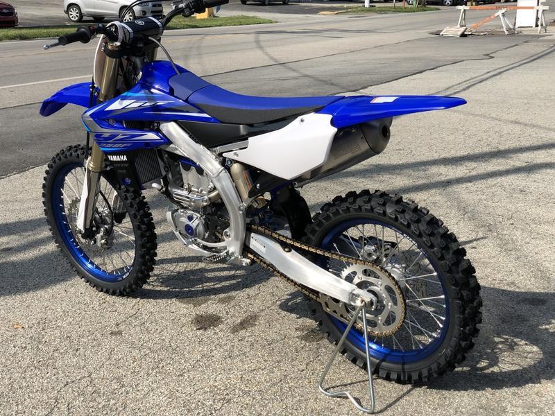2020 Yamaha YZ250F | Barnes Bros