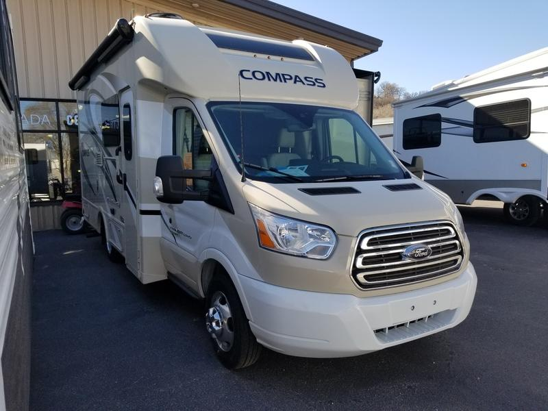 2019 Thor Motor Coach Compass 23tw Ak203 Browns Rv