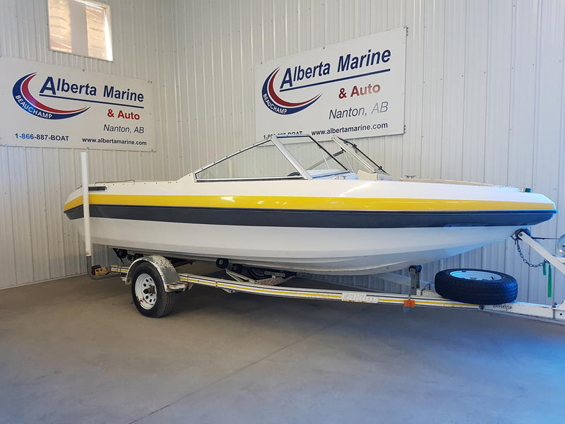 For Sale: 1990 Glascon 171 Ultra ft<br/>Alberta Marine