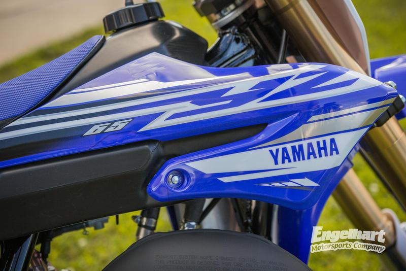 2018 Yamaha YZ65 9
