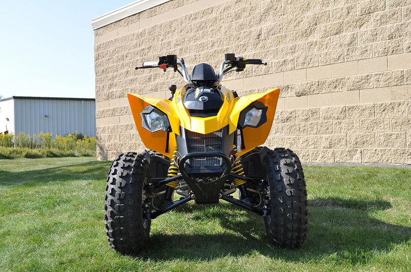 2018 Can-Am™ DS 250 8