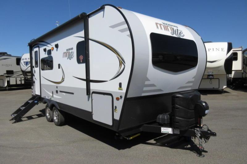 2020 Forest River Rockwood Mini Lite 2205S | Best RV Center