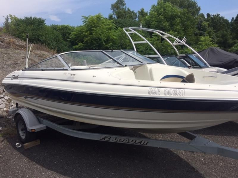 For Sale: 2004 Seaswirl 190 ft<br/>Bay Marine