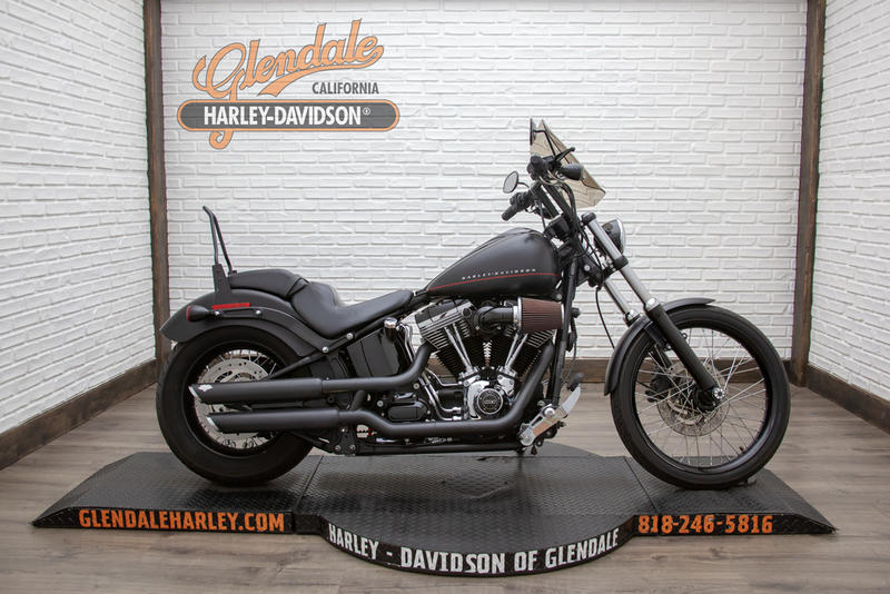 2013 Harley-Davidson FXS - Softail Blackline for sale 144577