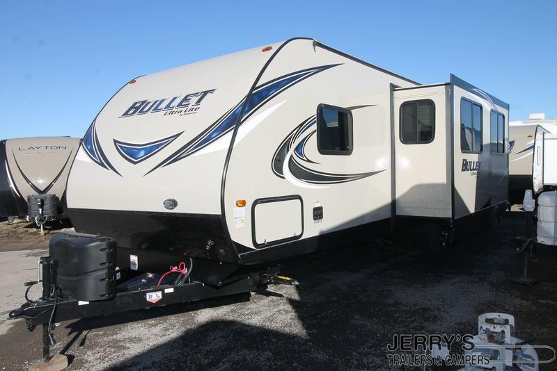 2017 Keystone Rv Bullet 330bhs Stock 6328 Jerry S