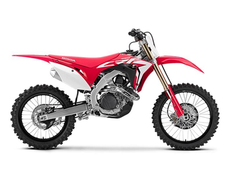 2019 Honda CRF450R 1