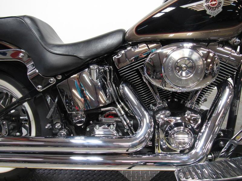 2004 Harley-Davidson FLSTF - Fat Boy 2