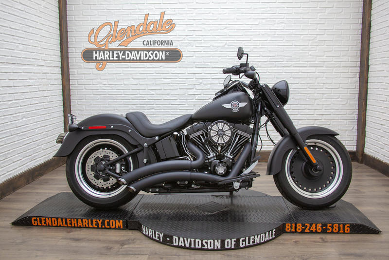 2016 Harley-Davidson FLSTFBS - Fat Boy S for sale 66230