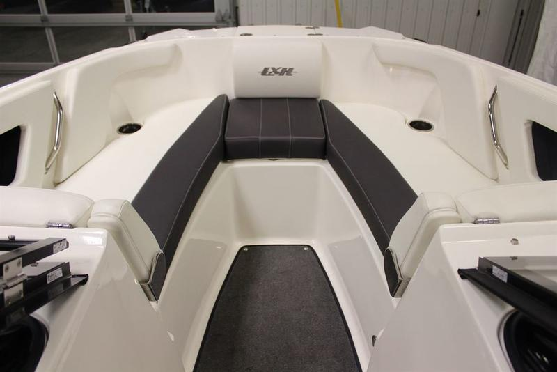 2016 Larson boat for sale, model of the boat is LXH 190 IO & Image # 11 of 16