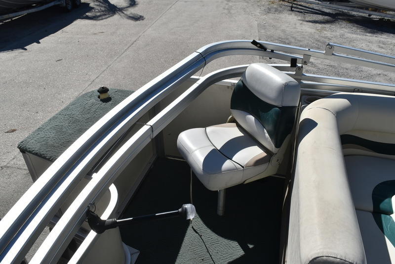 Used  2006 Fisher Liberty 200 Pontoon Boat in Marrero, Louisiana