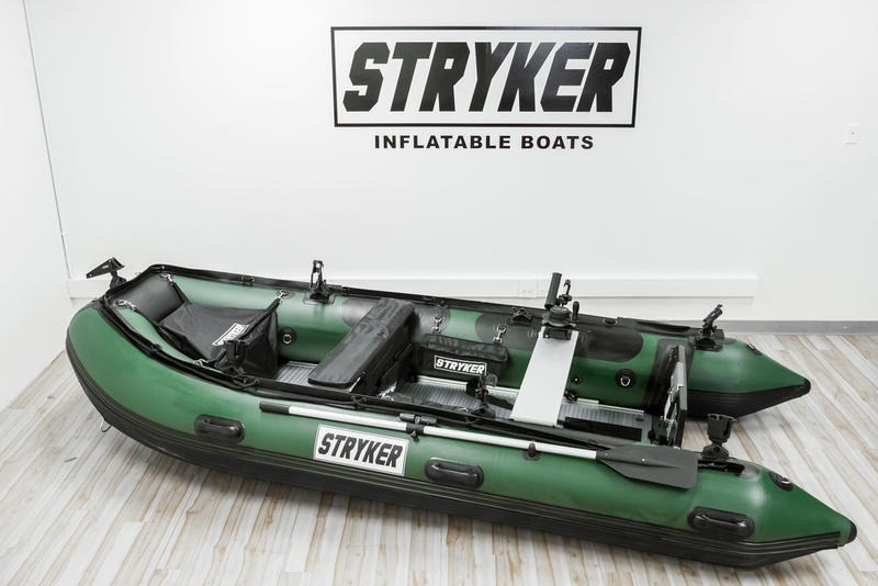 "For Sale: 2018 Stryker Hunter X 380  (12' 5"") ft<br/>Alberta Marine"