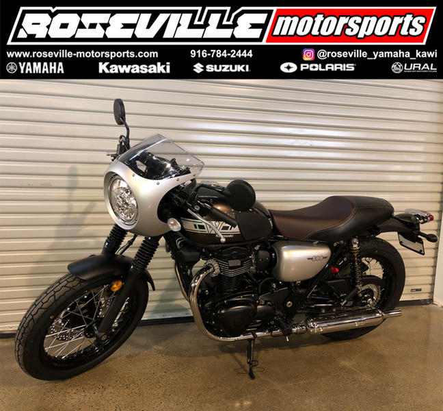 Brand New manufacture Kawasaki   W800 Seat Cafe Racer Style