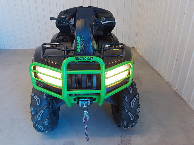2016 Arctic Cat Mudpro 700 Limited | 2 of 5