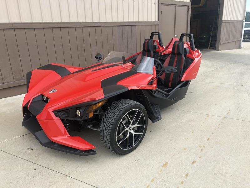 2016 Polaris Slingshot® Reverse Trike SL   Planet Powersports