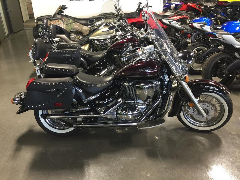 2012 Suzuki Boulevard C50 T Classic for sale 58266
