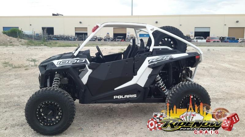 2019 Polaris® RZR XP® 1000 | RideNow on Boulder