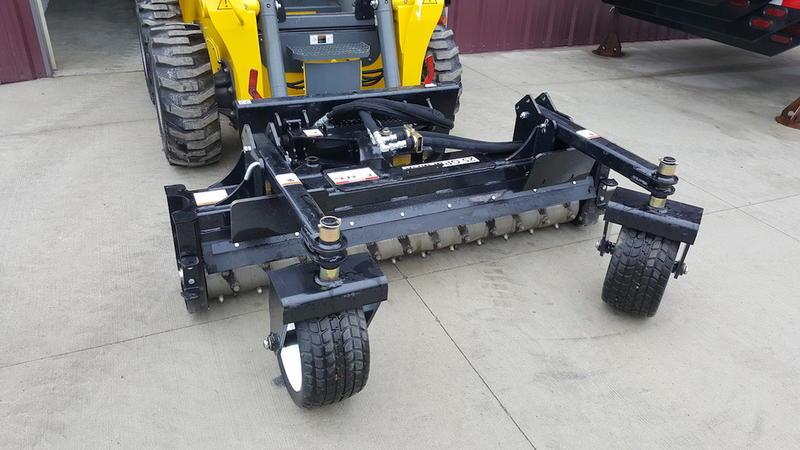 midsota landscape rake machinery northwest