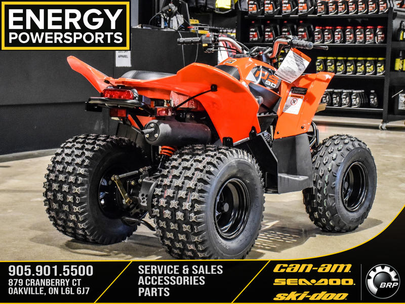 2019 Can-Am ATV DS 90™ | 5 of 15