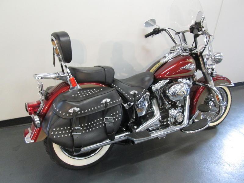 2009 Harley-Davidson FLSTC - Heritage Softail 3
