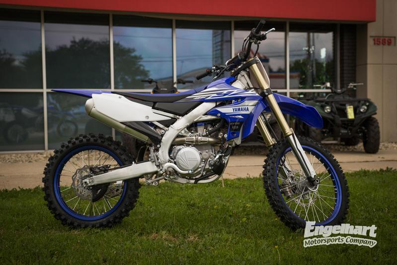 2019 Yamaha YZ450F | Indian® Motorcycle Of Madison