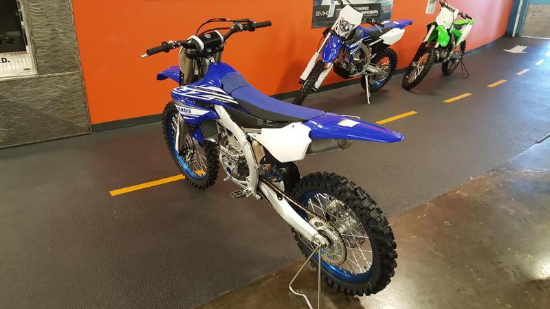 2019 Yamaha YZ250F   Del Amo Motorsports of South Bay