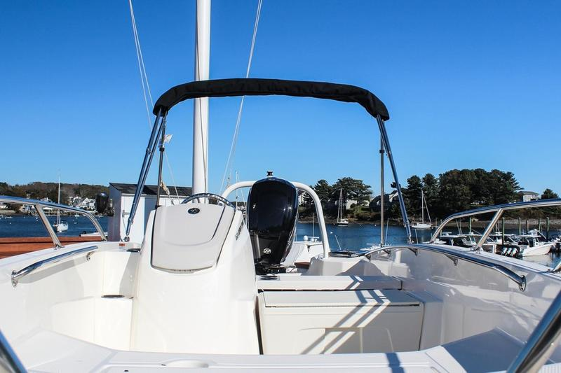 2019 Boston Whaler boat for sale, model of the boat is 160 Super Sport & Image # 3 of 9