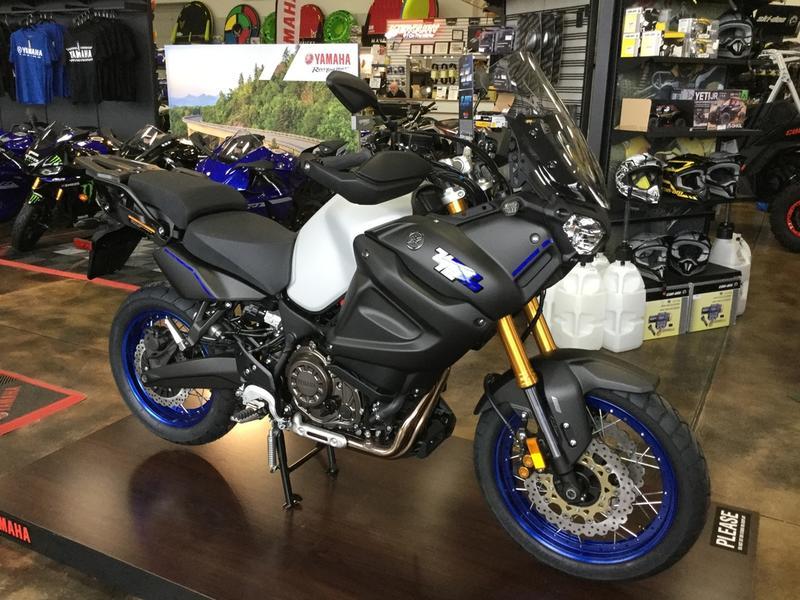 2019 Yamaha Super Tenere ES 2