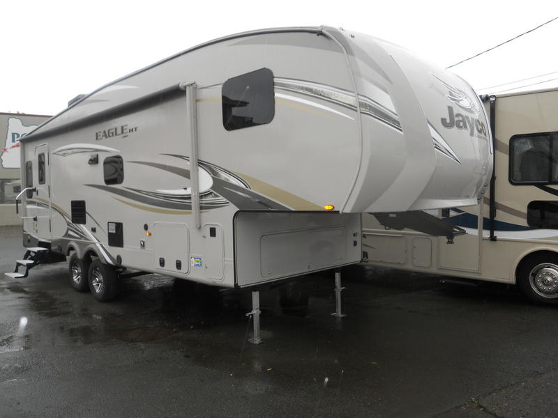 2018 Jayco Eagle HT Fifth Wheels 265RLDS At Porters RV