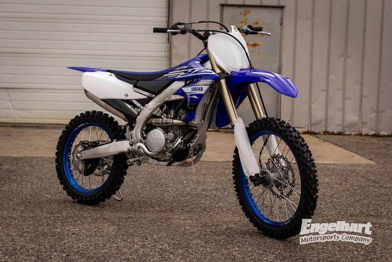 2019 Yamaha YZ250F | Indian® Motorcycle Of Madison
