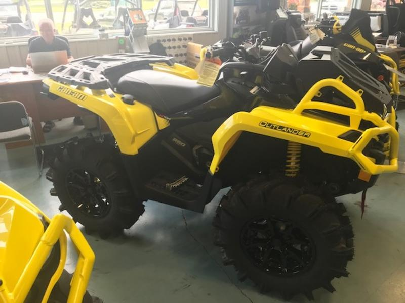 2019 Can-Am ATV Off-Road Clearance Sale OVERSTOCK!