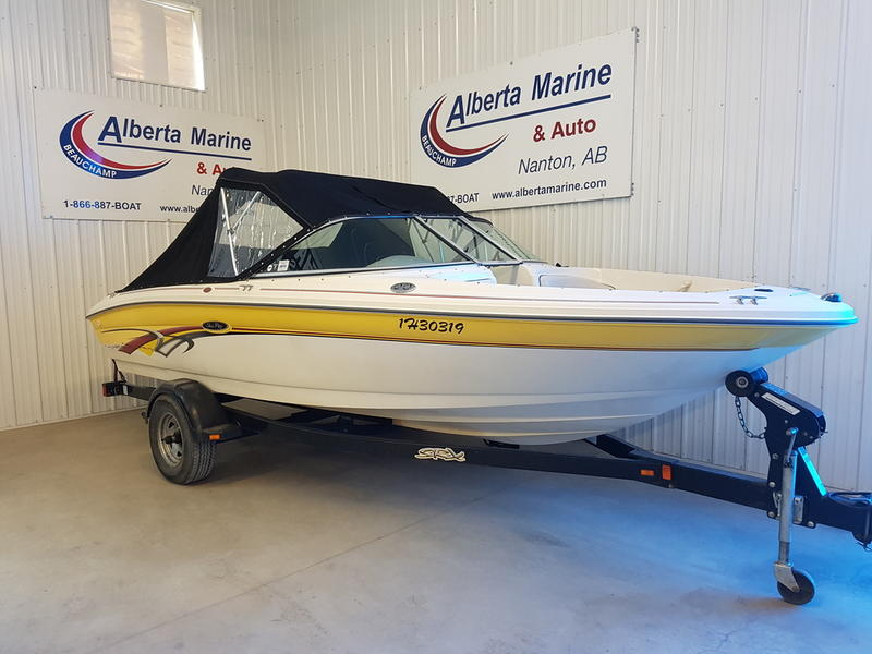 For Sale: 2003 Sea Ray Srx 182 ft<br/>Alberta Marine