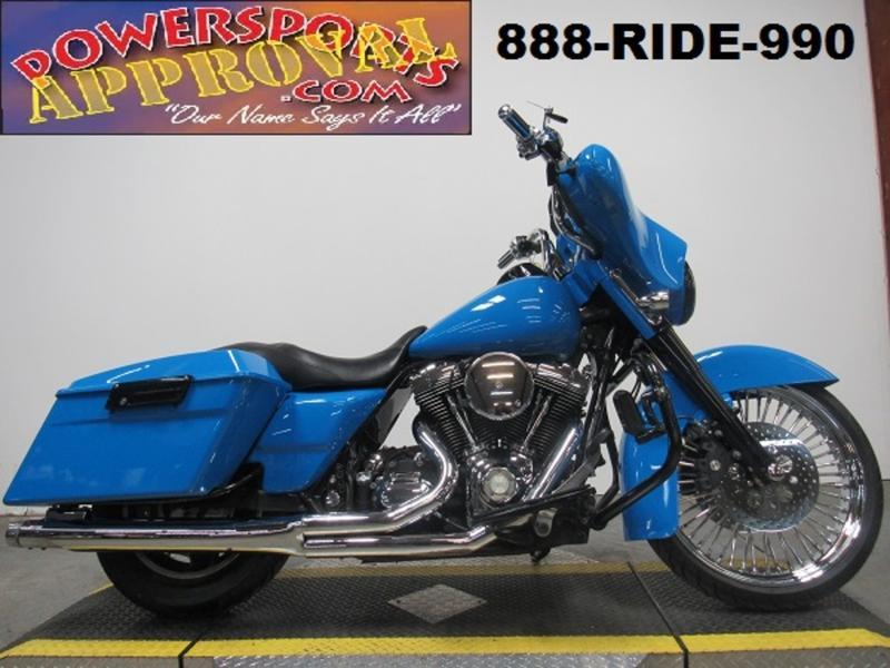 2008 Harley-Davidson FLHX - Street Glide for sale 83536