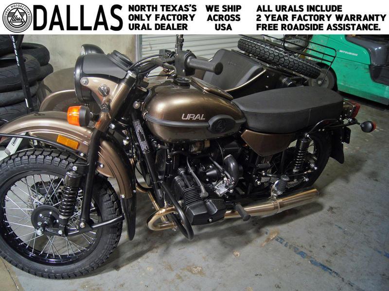2018 Ural Gear Up | BMW Motorcycle of North Dallas