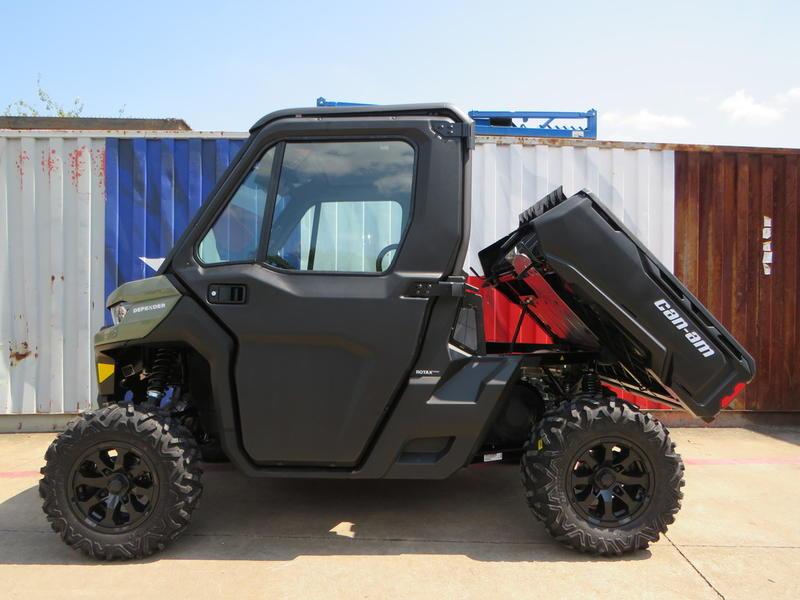 2021 Can-Am® Defender DPS CAB HD8 | RideNow Austin