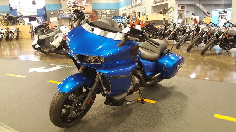 2018 Yamaha Star Eluder GT Option Package 5