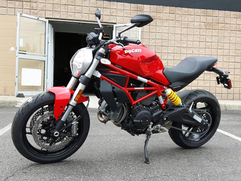 2017 Ducati Monster 797 | Apex Cycle Sports