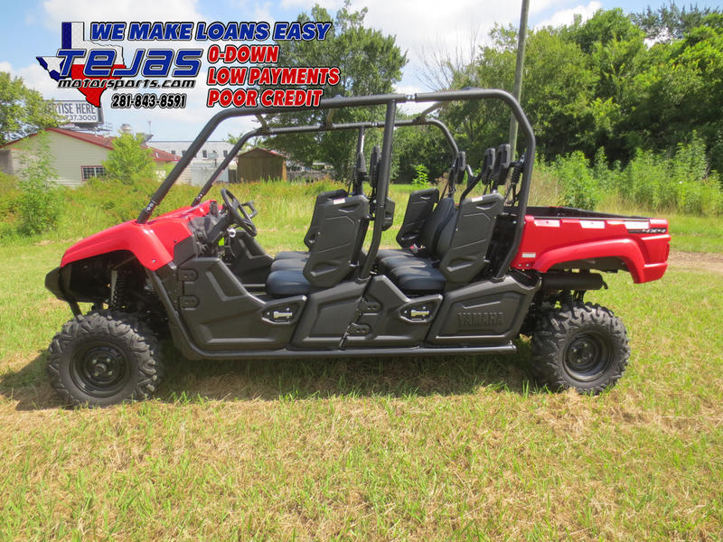2018 Yamaha Viking VI EPS for sale 135427