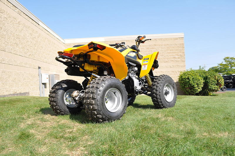 2018 Can-Am™ DS 250 5