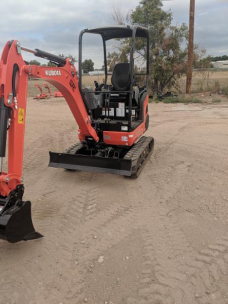 Kubota KX018-4R1 16828 | Wickham Tractor Company