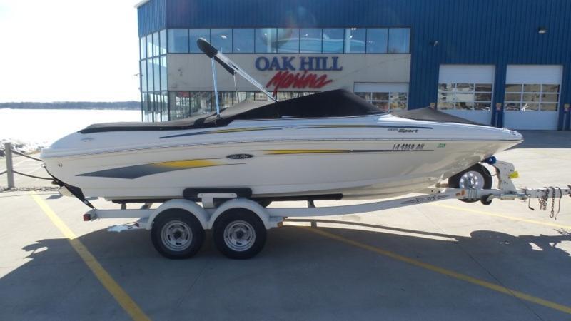 2006 Sea Ray 205 Sport Stock: V1683G | Oak Hill Marina