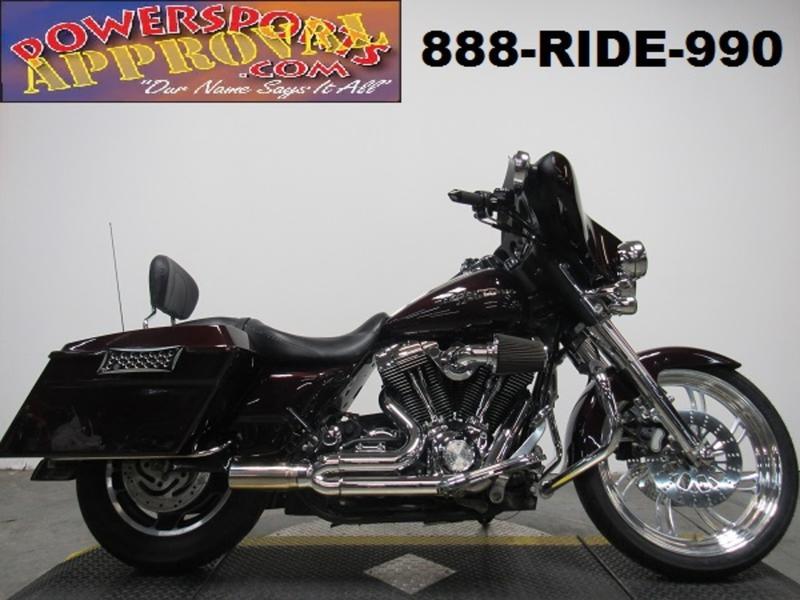 2006 Harley-Davidson FLHX - Street Glide 1