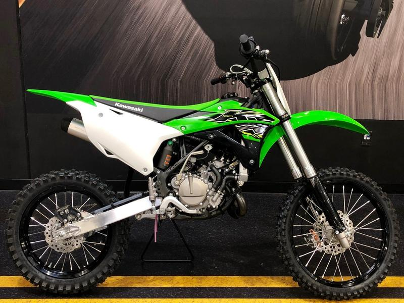 2019 Kawasaki KX™100 | Del Amo Motorsports of Orange County