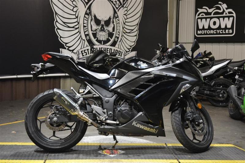 2014 Kawasaki Ninja 300 Abs Wow Motorcycles