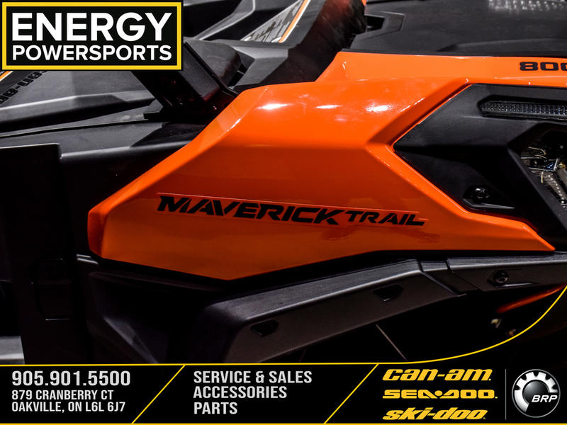 2019 Can-Am ATV Maverick™ Trail DPS™ 800 | 11 of 21