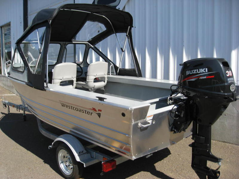 2017 Klamath Boats 15' Westcoaster Base Stock: | Power Sports Marine