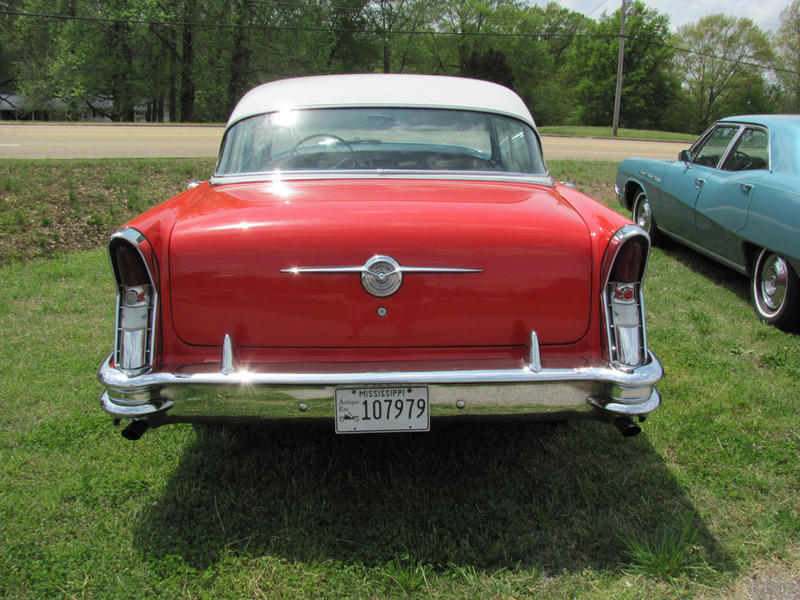 1956 Buick Century Stock Lake Hill Motors