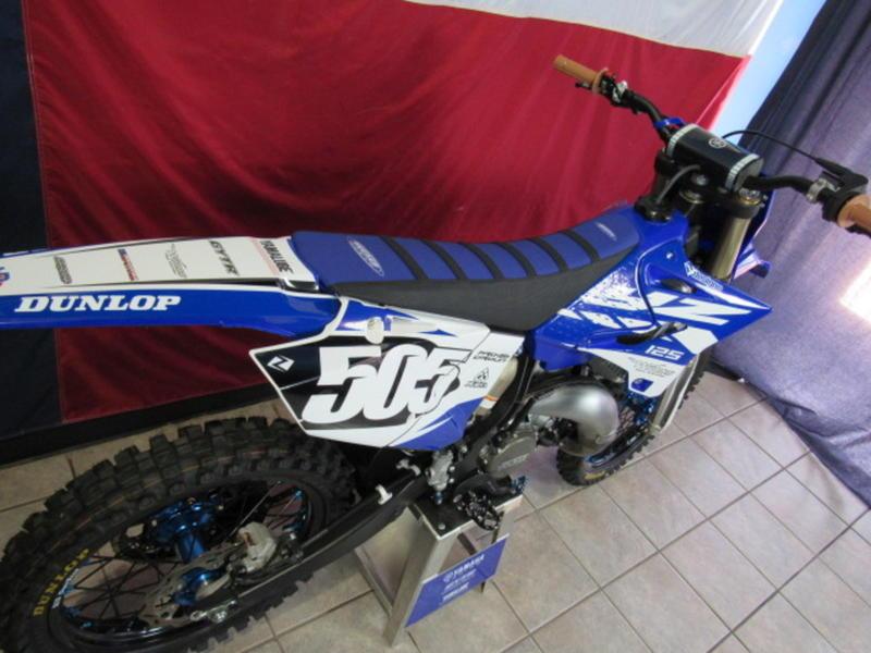 2019 Yamaha YZ125 | RideNow Austin