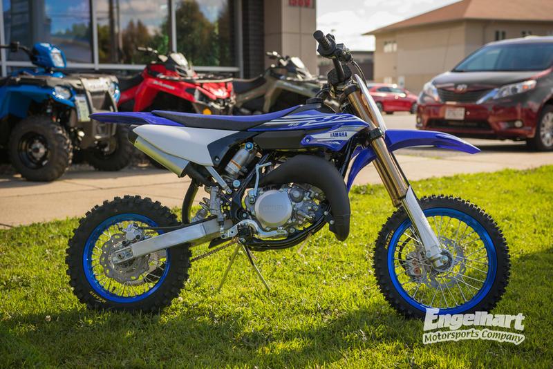 2018 Yamaha YZ65 1