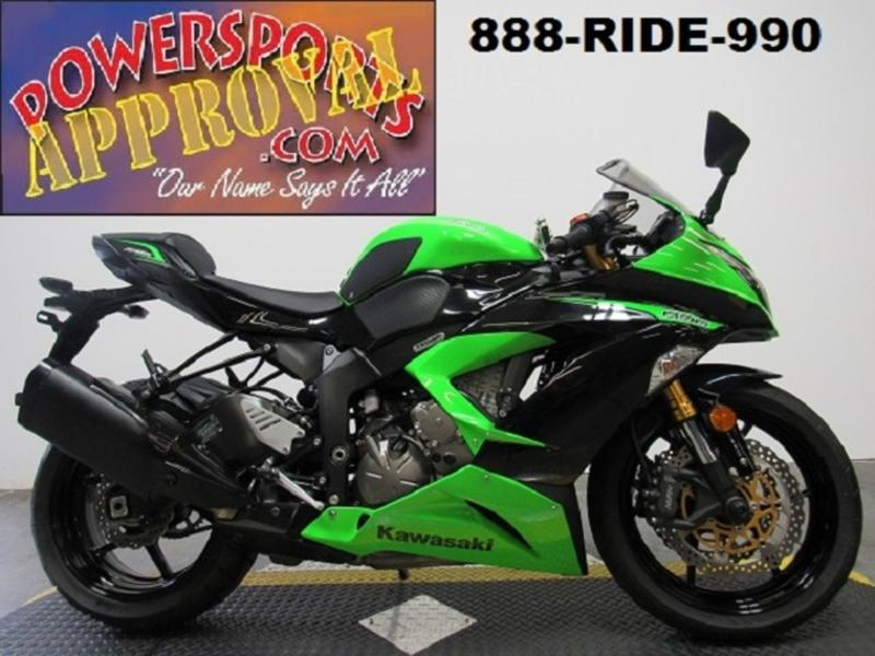 2013 Kawasaki Ninja ZX6R for sale 59166